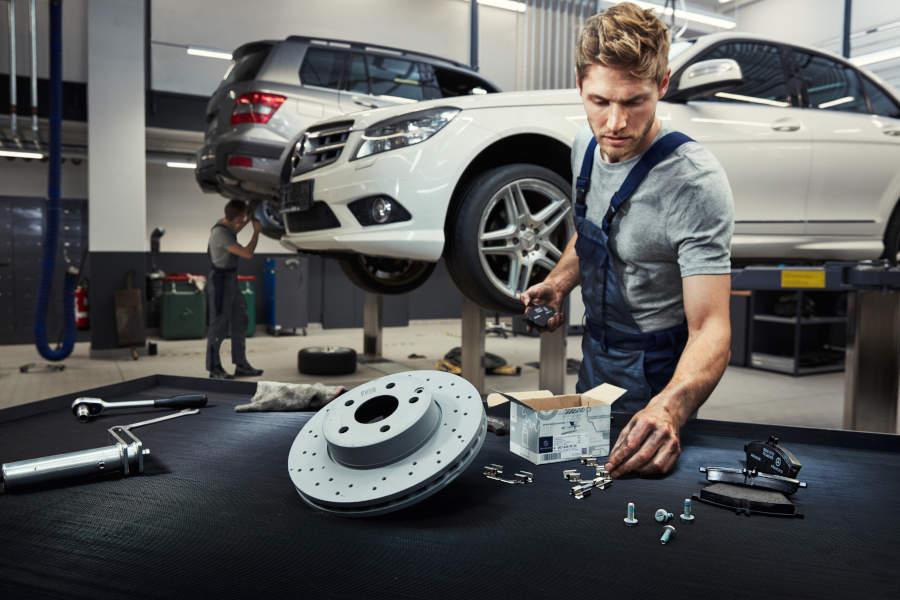 Mercedes-Benz TeileNews