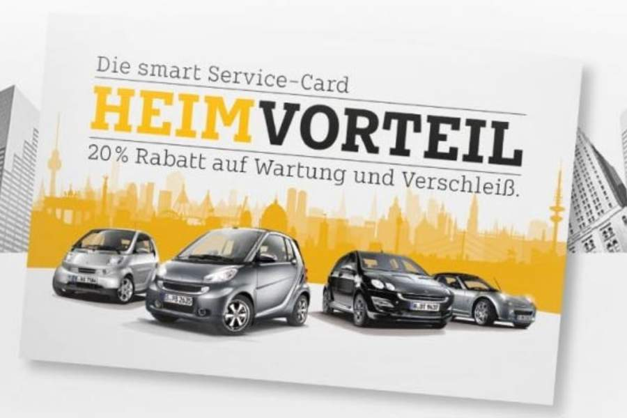 smart Service-Card