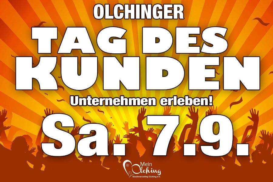 Tag des Kunden in Olching
