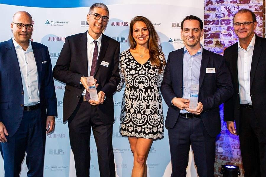 TÜV Rheinland Award für Kundenzufriedenheit 2019