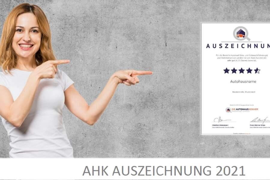 Sternpark erhält AHK Auszeichnung 2020