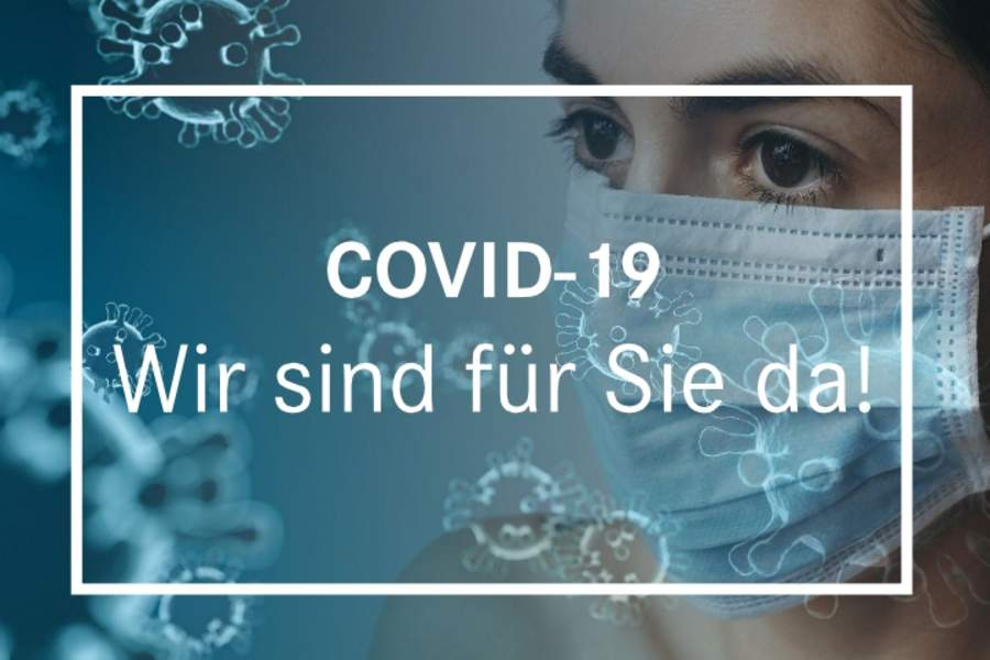 COVID-19 - Unsere Schutzmaßnahmen