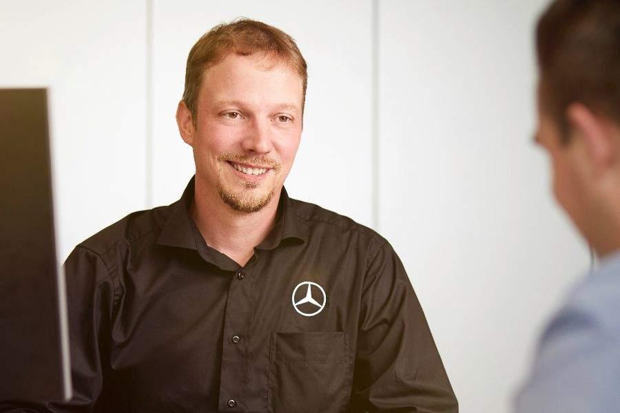 Thomas Rump - Serviceberater/Werkstattleiter