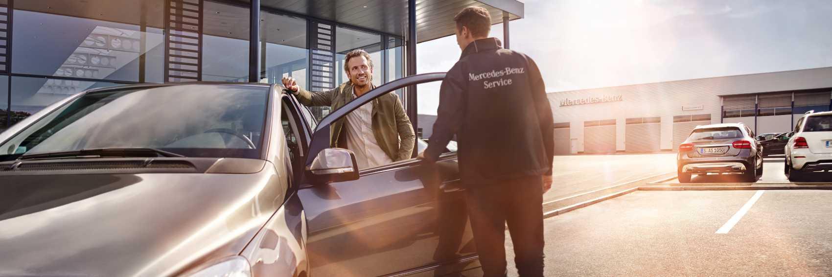 Qualität bei Mercedes-Benz