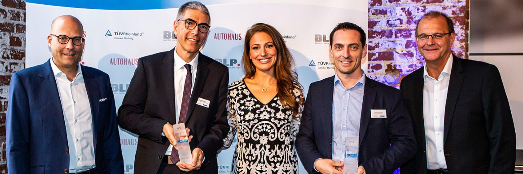 TÜV Rheinland Award Kundenzufriedenheit 2019