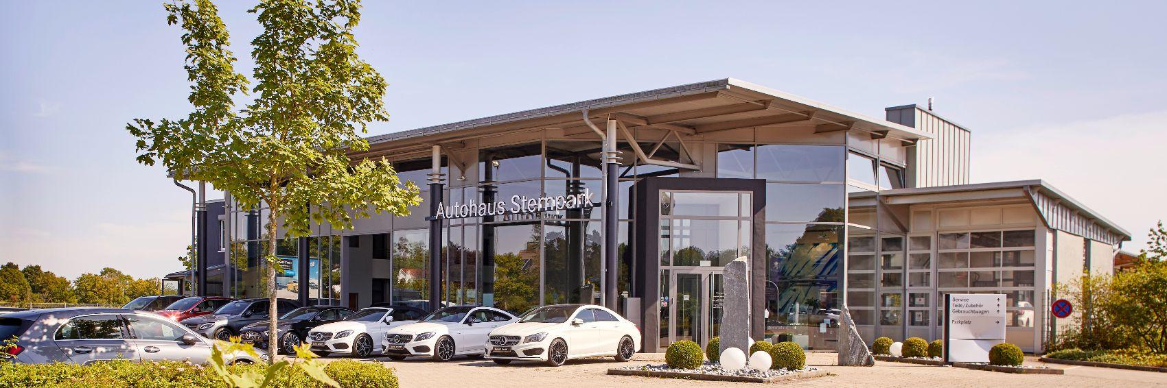 Autohaus Sternpark Fürstenfeldbruck