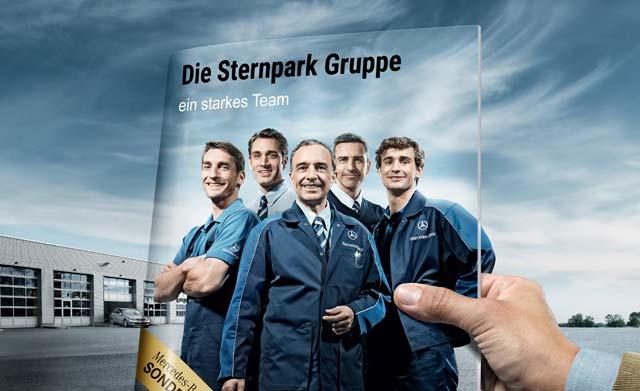 Sternpark als Arbeitgeber