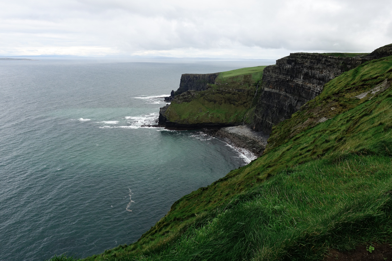 Cliffs of Moher Aussicht