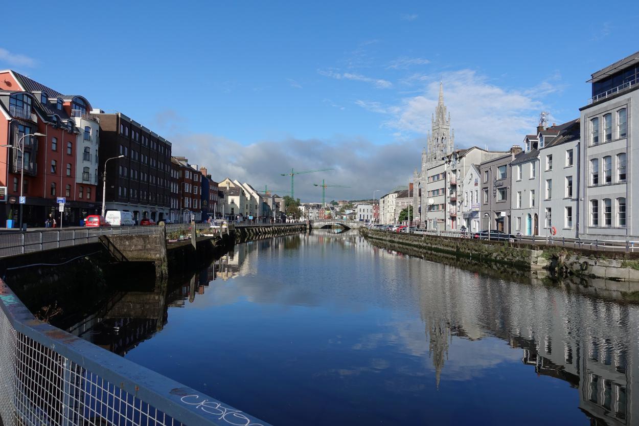 Städtetour durch Cork
