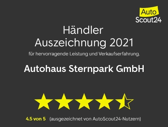 certificate_autoscout24_sternpark_2021